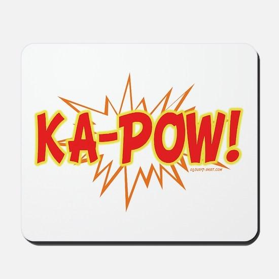 Ka-Pow Mousepad
