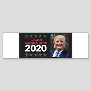 President Trump 2020 Bumper Sticker
