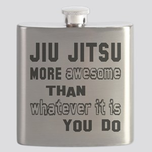 Jiu-Jitsu more awesome than whatever it is y Flask