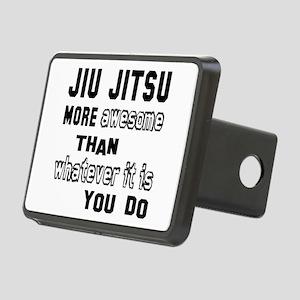 Jiu-Jitsu more awesome tha Rectangular Hitch Cover