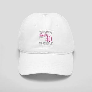 40th Birthday Gifts Cap