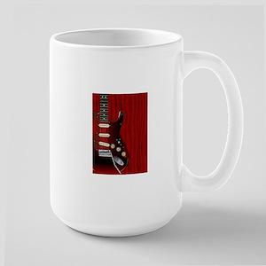 Quality Wood Guitar Mugs