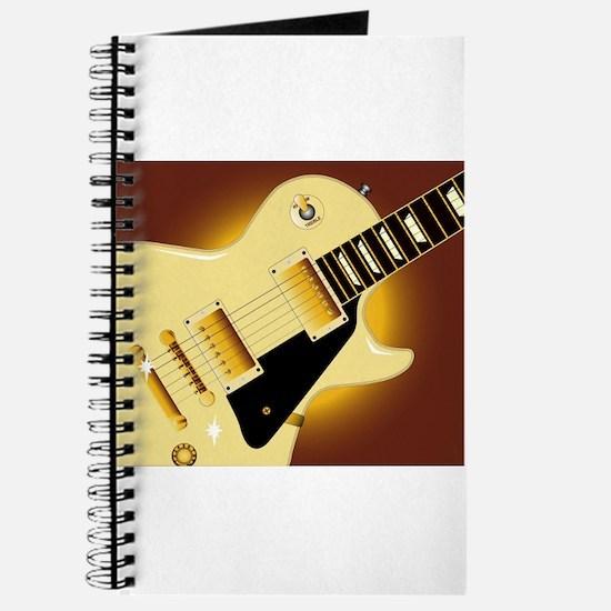 Guitar Close Up Journal