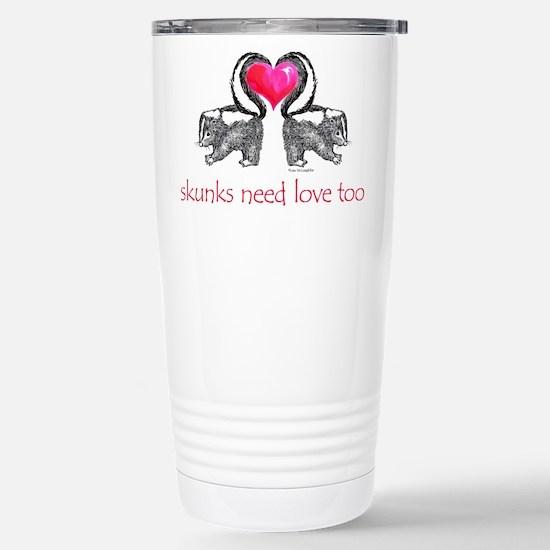 skunks need love too Mugs