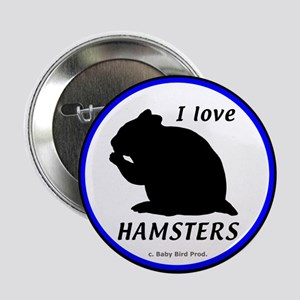 """Hamster 2.25"""" Button"""