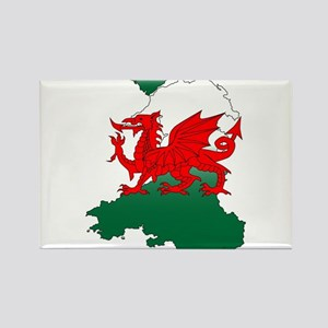 Wales and the Dragon Magnets