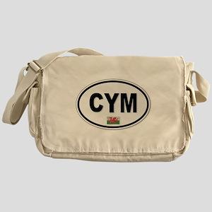 CYM Plate Messenger Bag