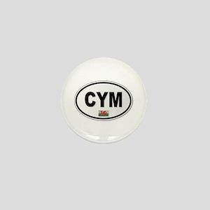 CYM Plate Mini Button