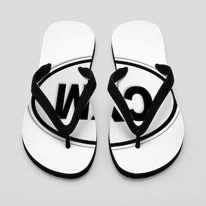 CYM Plate Flip Flops