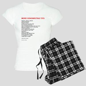 More Songwriting Tips Pajamas