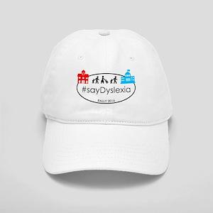 SayDyslexia Rally Baseball Cap