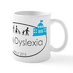 SayDyslexia Rally Mugs