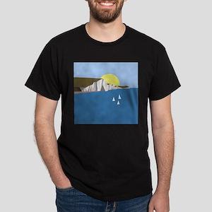 White Cliffs summer T-Shirt