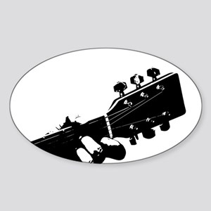Guitarist Sticker