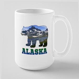 Alaskan Bear Large Mug