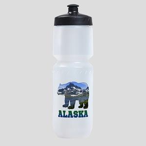 Alaskan Bear Sports Bottle
