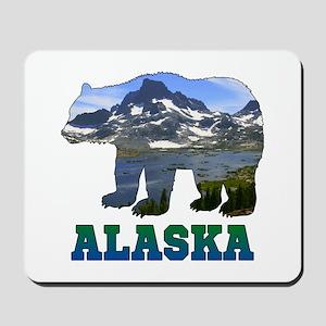 Alaskan Bear Mousepad