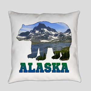 Alaskan Bear Everyday Pillow