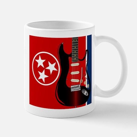 Tennessee Guitar Mugs