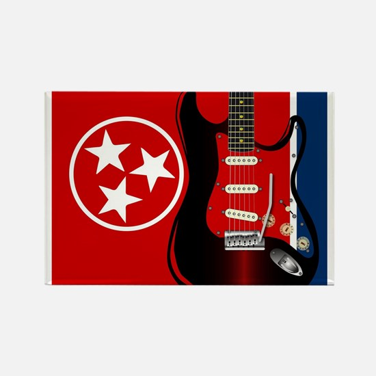 Tennessee Guitar Magnets