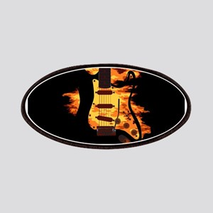 Burning Guitar Patch