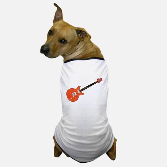 Double Cutaway Dog T-Shirt