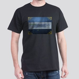 10th Quote; Common sense is like math..... T-Shirt