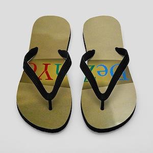 11th Quote; DeZenYo Flip Flops