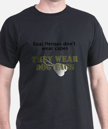 Real Heroes T-Shirt