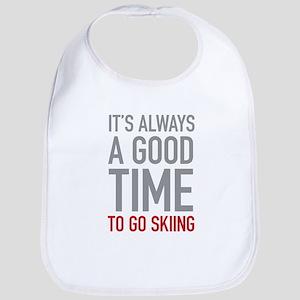 Go Skiing Bib