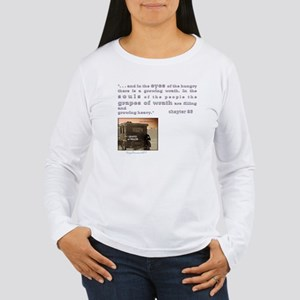 The Grapes of Wrath Long Sleeve T-Shirt