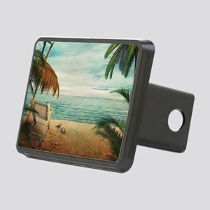 Vintage Beach Hitch Cover