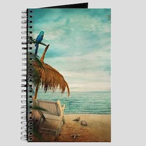Vintage Beach Journal