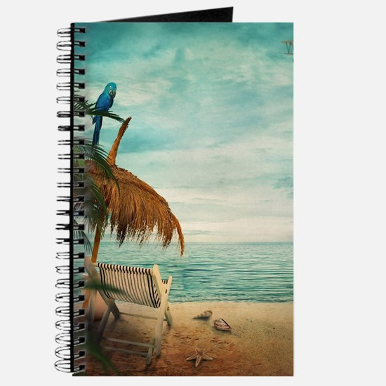 Vintage Beach Journal