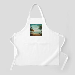 Vintage Beach Apron