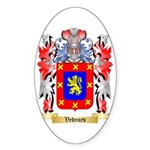 Vedyaev Sticker (Oval 10 pk)