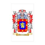 Vedishchev Sticker (Rectangle 50 pk)