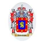 Vedishchev Oval Ornament
