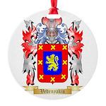 Vedenyakin Round Ornament
