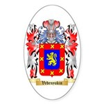 Vedenyakin Sticker (Oval)