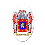 Vedentyev 35x21 Oval Wall Decal