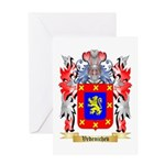 Vedenichev Greeting Card