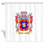 Vedenichev Shower Curtain