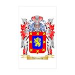 Vedeneev Sticker (Rectangle 50 pk)