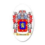 Vedeneev 20x12 Oval Wall Decal