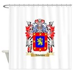 Vedekhin Shower Curtain
