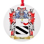 Veart Round Ornament