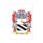Veart Sticker (Rectangle)