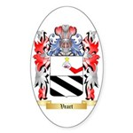 Veart Sticker (Oval 50 pk)