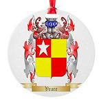Veare Round Ornament